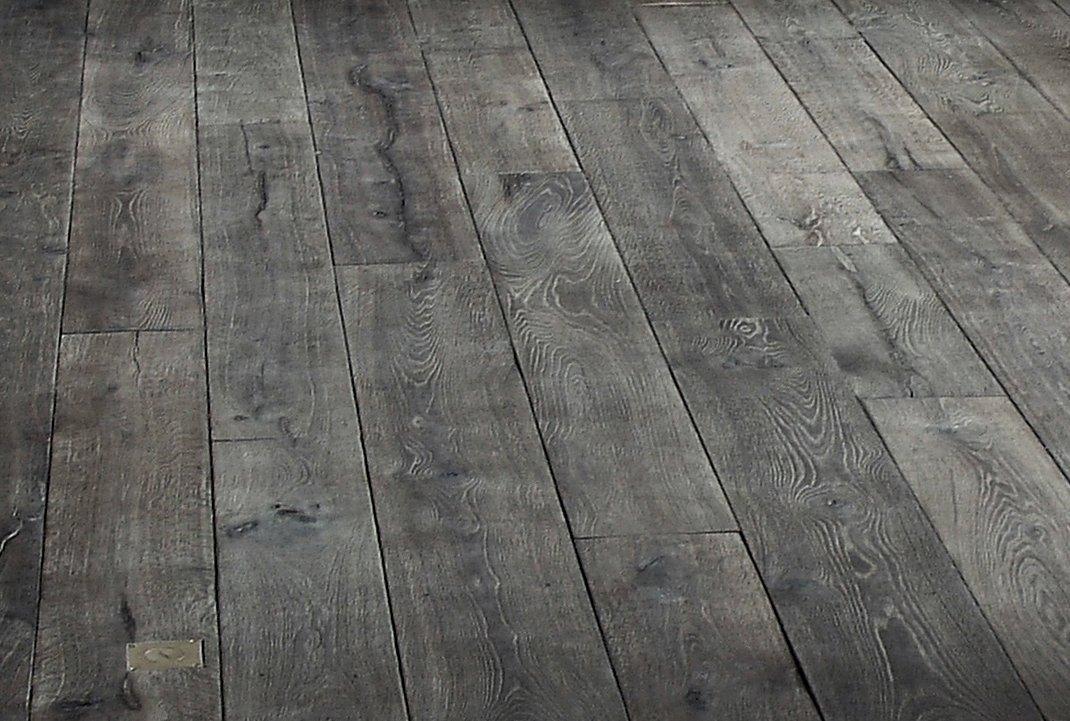Verouderde eikenhouten vloeren de franse vloer oud eiken vloeren