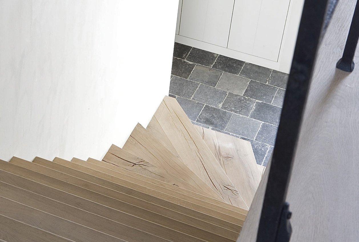 Belgisch natuursteen vloer belgisch hardsteen vloer in dordrecht