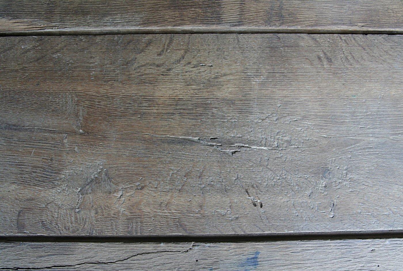 Oude eiken vloer de opkamer antieke vloeren en schouwen
